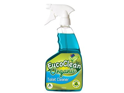 Big Clean: EucoClean Organic Toilet Bowl Cleaner